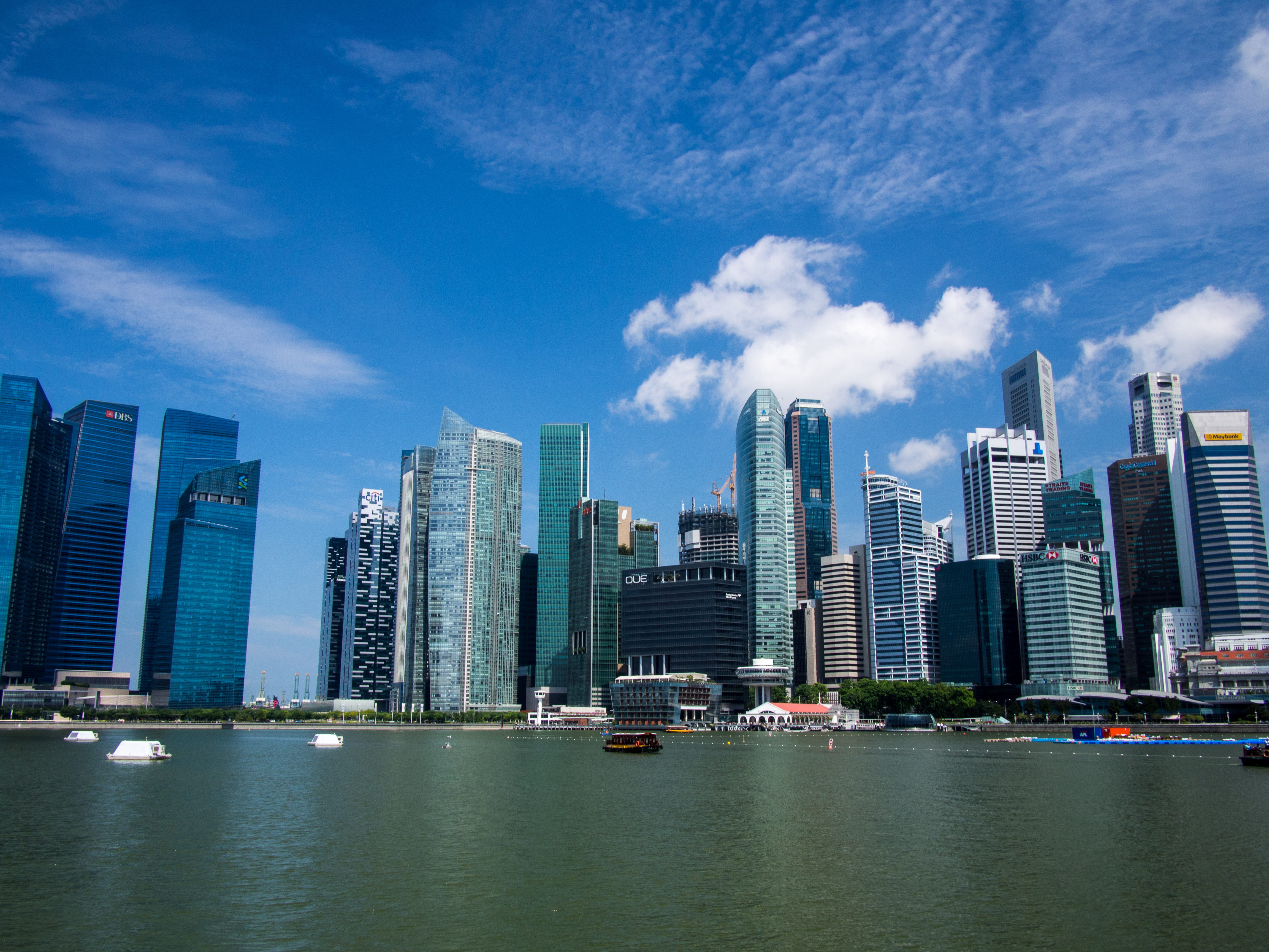 Our days abroad the wilson 39 s travels - Singapur skyline pool ...